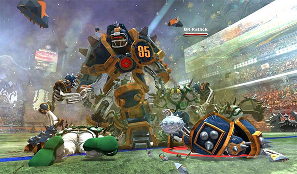 Гра Mutant Football League