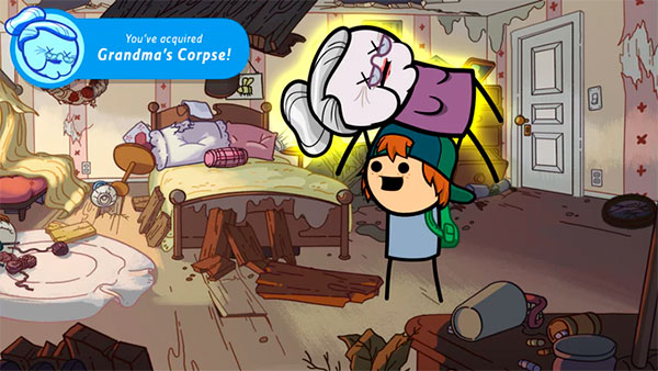 Квест The Cyanide & Happiness Adventure Game