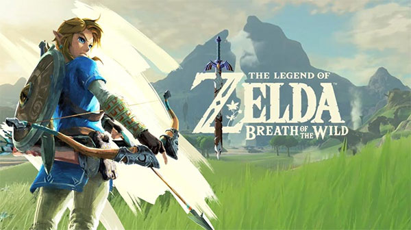 Zelda: Breath of the Wind