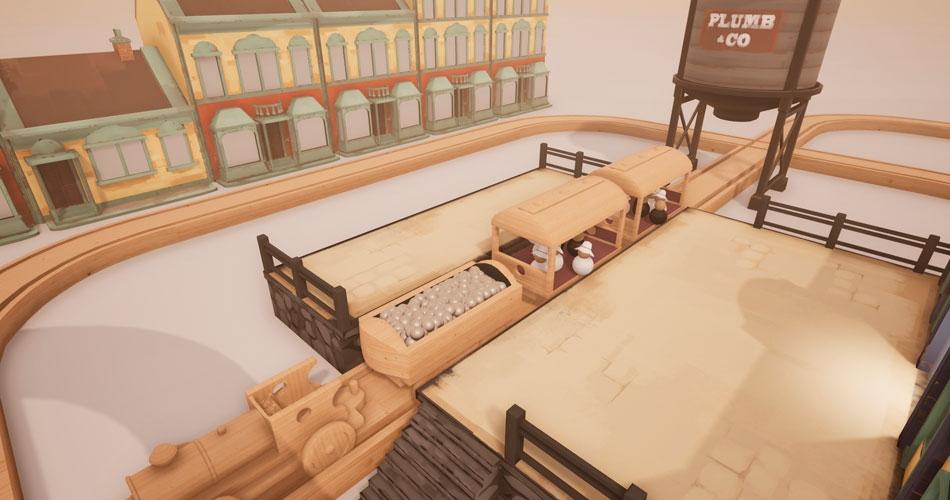 Симулятор будівництва поїздів Tracks The Train Set Game дійшов до комерційного релізу