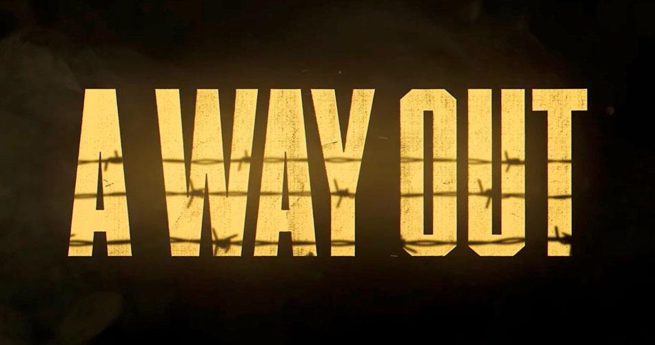 Игра A Way Out от Йосефа Фареса станет полностью кооперативной