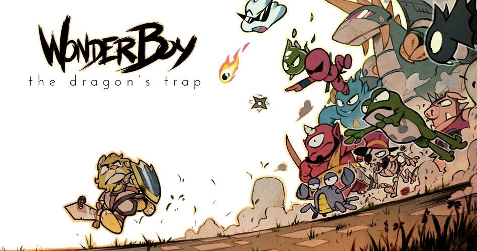 Ремейк платформера Wonder Boy: The Dragon's Trap обзавёлся трейлером и подробностями