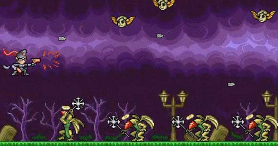 Восьмибитная 8-bit Bayonetta была выпущена в полной версии в Steam на первое апреля