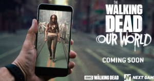Игра The Walking Dead: Our World выстроена по принципу Pokemon Go