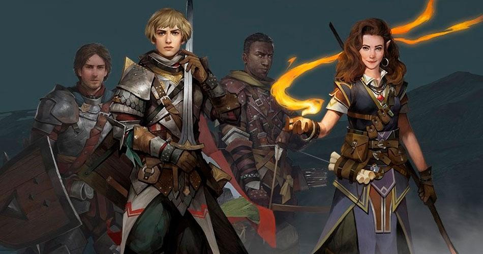 RPG Pathfinder: Kingmaker від Кріса Авеллона збирає кошти на Kickstarter