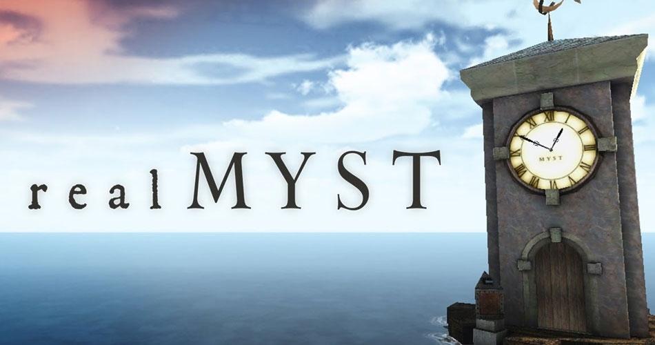 Игра realMyst впервые выходит на платформе Android