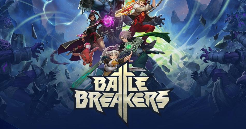 Анонсована RPG Battle Breakers, натхненна мультфільмами вісімдесятих
