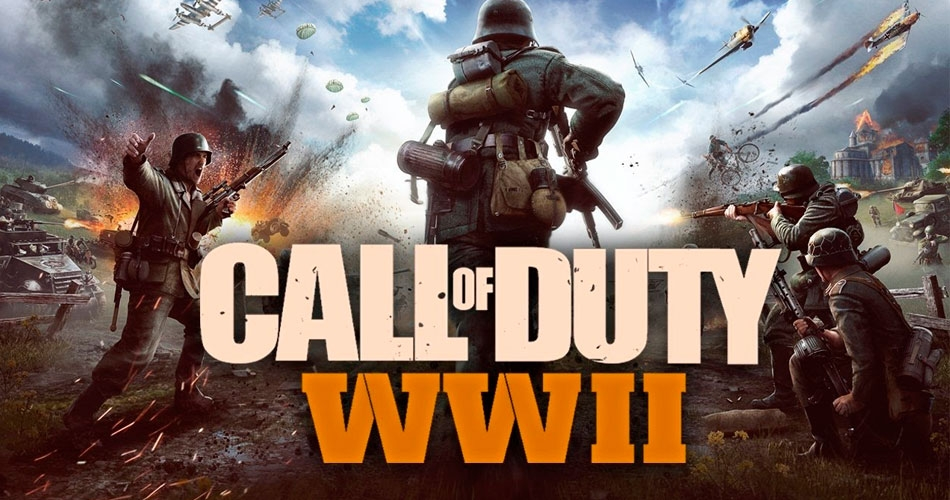 Игра Call of Duty: WWII обрастает подробностями и выходит уже осенью