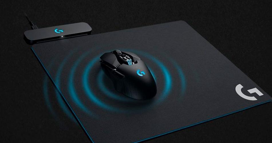 Коврик Powerplay Wireless Charging System от Logitech подзаряжает беспроводную мышь во время игры