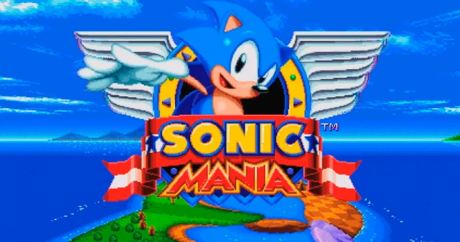 Платформер Sonic Mania отримав остаточну дату релізу і новий трейлер