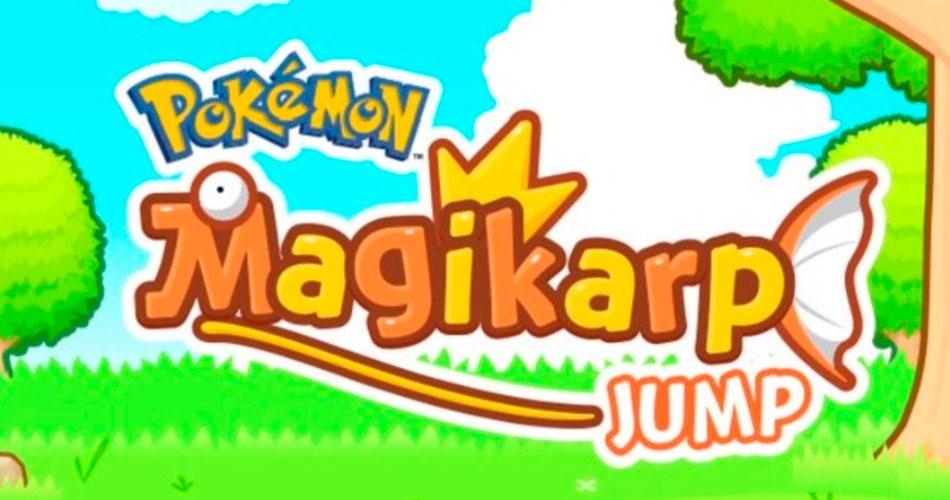 Гра Pokemon: Magikarp Jump нагадує Neko Atsume, але з Меджікарпами