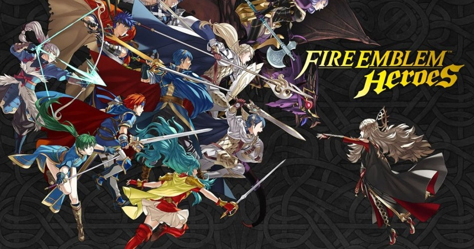 Гра Fire Emblem Heroes заробила для Nintendo близько 3 мільйонів доларів за перший день