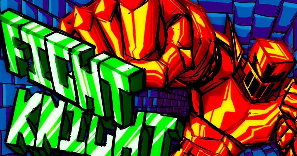Приключенческая игра Fight Knight перенесёт вас в уникальный фэнтези-мир