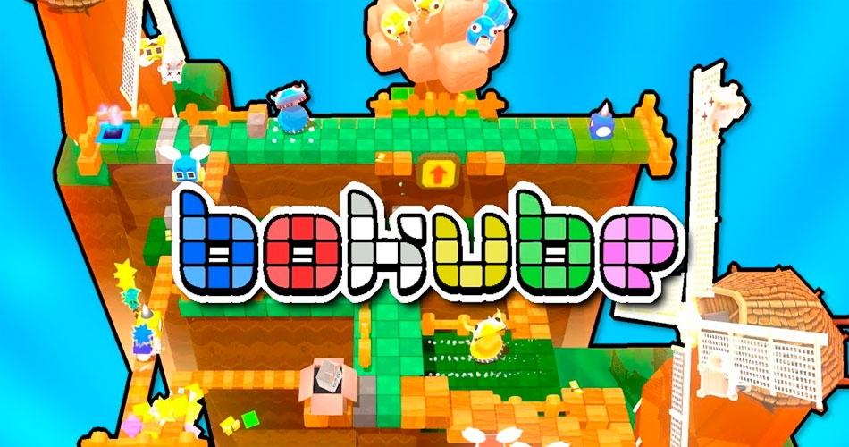 Головоломка Bokube собирает средства на разработку и дополнительные возможности на Kickstarter