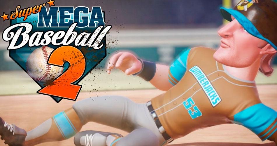 Выход Super Mega Baseball 2 переносится с сентября на 2018 год