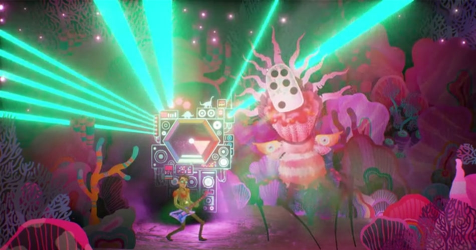 Приключенческая ритм-игра The Artful Escape of Francis Vendetti всё-таки увидит свет