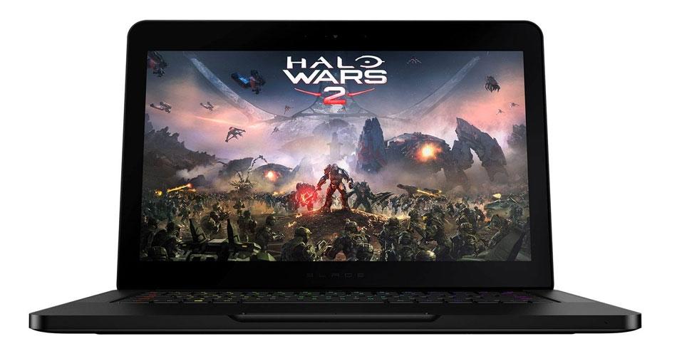 Игровой ноутбук Razer Blade с дисплеем диагональю в 14 дюймов получил разрешение экрана в 4K