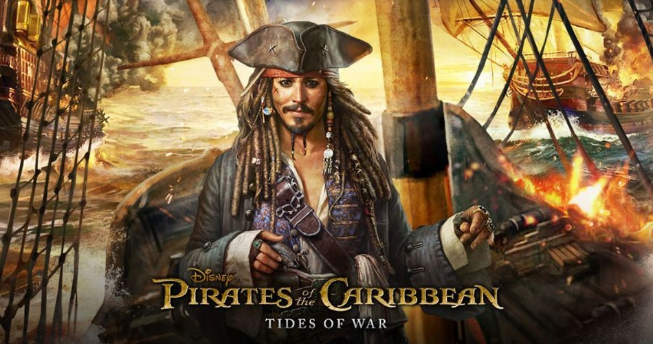 Мобільна гра Pirates of the Caribbean: Tides of War вийде паралельно з фільмом