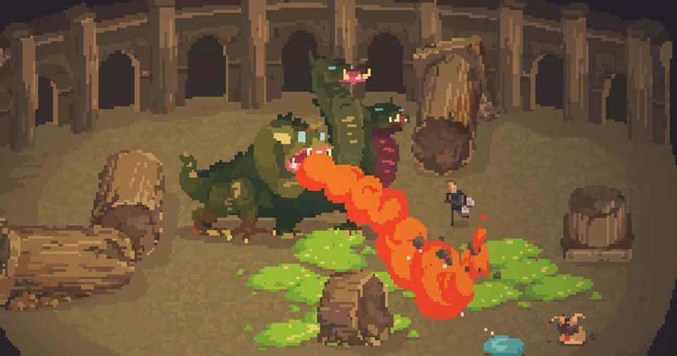 Гра Crawl в форматі мультиплеєра нарешті отримала дату офіційного релізу