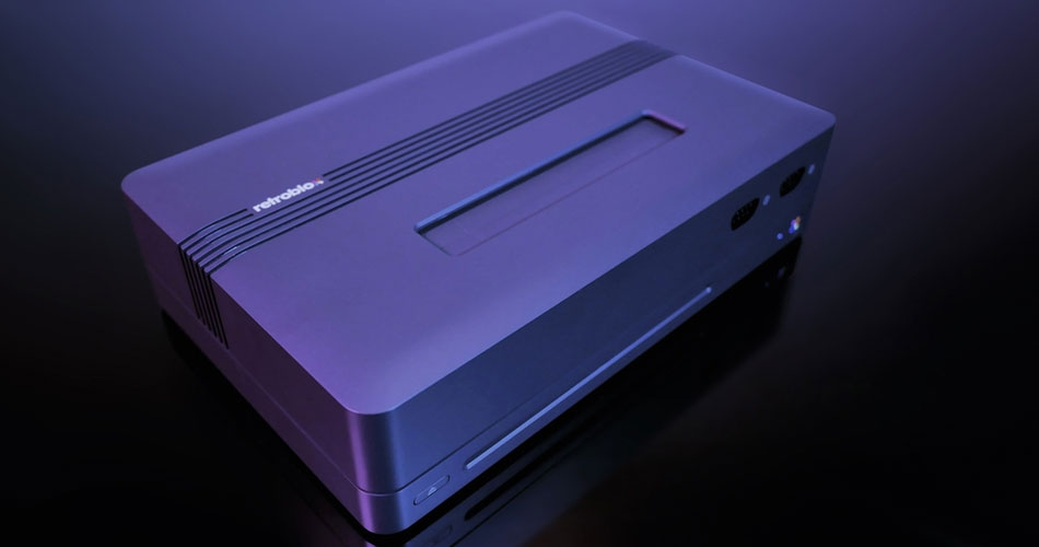 Приставка RetroBlox читает старые картриджи и CD-диски